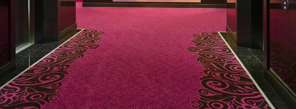 Teppich Fußboden in Hotel von Fußböden Weinzierl