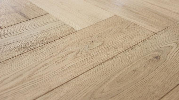 Fußboden mit Holzmuster